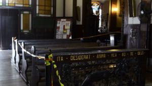 Polícia de Campinas se prepara para ouvir testemunhas de ataque em Igreja