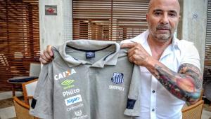 Santos anuncia a contratação de Jorge Sampaoli