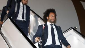 Real Madrid chega em Abu Dhabi e exalta experiência obtida em outros Mundiais