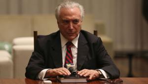 Temer repassa R$ 225 milhões para intervenção federal em Roraima