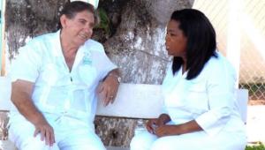 Oprah Winfrey remove vídeo de entrevista com João de Deus