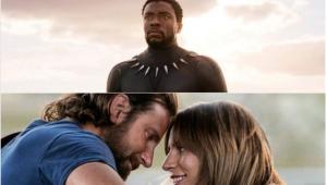 'Nasce Uma Estrela' e 'Pantera Negra' são semifinalistas ao Oscar de Melhor Canção