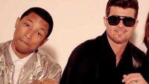 Robin Thicke e Pharrell Williams terão de pagar quantia milionária por plágio em 'Blurred Lines'