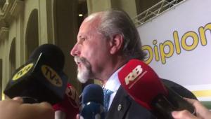 O presidente do Tribunal Regional Eleitoral de São Paulo (TRe-SP), Carlos Eduardo Cauduro Padin