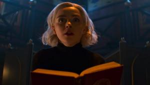 Netflix confirma terceira e quarta temporadas de 'O Mundo Sombrio de Sabrina'
