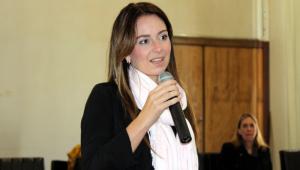 A promotora Silvia Chakian, do Ministério Público de São Paulo (MP-SP)
