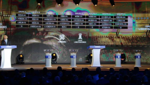 Libertadores: Palmeiras tem chave 'tranquila'; São Paulo pode pegar River e Inter
