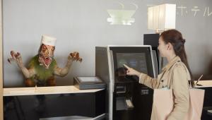 Hotel japonês dispensa metade de seus robôs após eles criarem mais problemas aos hóspedes