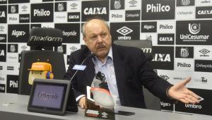 Santos anuncia a contratação de novo gerente de futebol