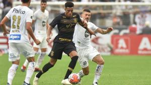 Amistoso entre Corinthians e Santos termina empatado em Itaquera