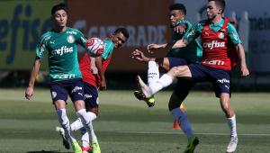 Com Erik cedido ao Botafogo, restam cinco jogadores para serem negociados no Palmeiras