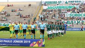 Palmeiras vai reencontrar o Galvez na Copa do Brasil sub-20