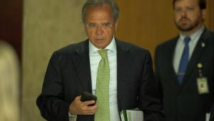 Paulo Guedes cobra 'coerência' de Olavo de Carvalho em jantar nos EUA