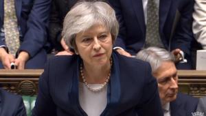 Parlamento britânico rejeita acordo do Brexit apresentado por Theresa May