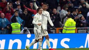 Casemiro faz golaço e decide o jogo em vitória do Real Madrid