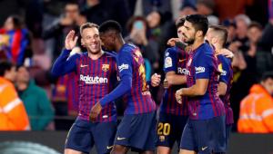 Em boa fase no Barcelona, Dembélé se lesiona e abre espaço para Coutinho