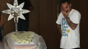 Corpo de Marcelo Yuka é velado no Rio de Janeiro