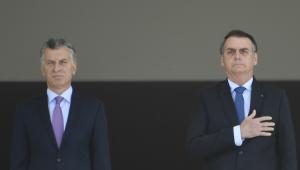 Em pronunciamento com Macri, Bolsonaro fala em Mercosul enxuto e aliança contra Maduro