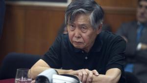 Ex-ditador do Peru, Fujimori é considerado saudável por conselho médico e volta à prisão