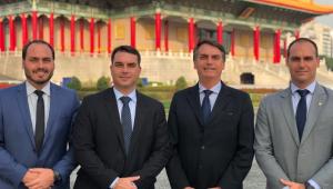 Marco Antonio Villa: Filhos de Bolsonaro devem ficar restritos aos seus respectivos cargos