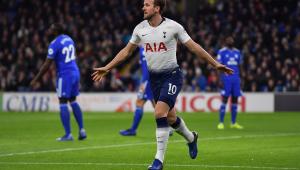 Kane volta com gol, mas Tottenham é batido pelo Burnley e perde embalo no Inglês
