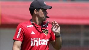 Técnico do São Paulo corre risco de demissão no primeiro tropeço, diz José Manoel de Barros