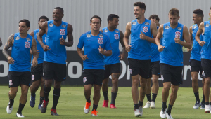 Corinthians encerra preparação para amistoso contra o Santos e relaciona 24 jogadores