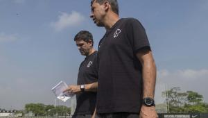 Carille confirma escalação do Corinthians para estreia do Campeonato Paulista