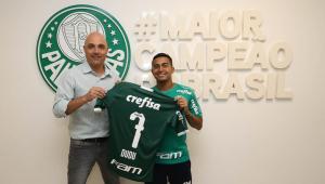 Dudu fica! Palmeiras renova contrato e garante permanência do atacante
