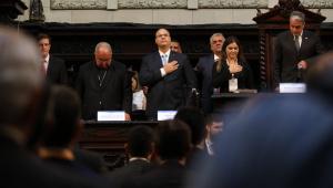 Carlos Andreazza: Witzel tem na segurança pública e nas finanças do RJ seus maiores desafios