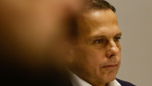 Em Davos, Doria acredita que 'Brasil pode ser a bola da vez' em investimentos