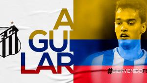 Santos jogará com 3 zagueiros por causa da chegada de Felipe Aguilar