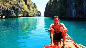 Conheça a história do viajante profissional Guilherme Tetamanti