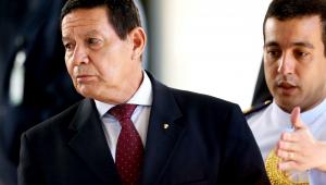 'Bom senso não está prevalecendo', diz Mourão sobre censura do STF