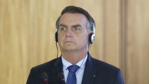 'Estamos aqui para mostrar que o Brasil mudou', diz Bolsonaro na primeira entrevista em Davos