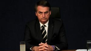 Bolsonaro será acompanhado por 5 ministros, Apex e filho a Davos