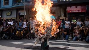 Passe Livre realiza novo ato contra aumento de tarifas do transporte; mascarados estão proibidos