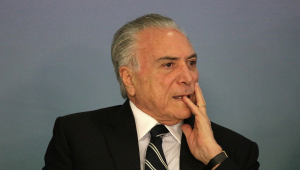 Temer pede ao STF que inquérito sobre propina da Odebrecht fique na Justiça Eleitoral de São Paulo