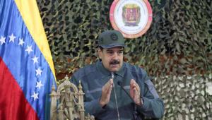 'Fui ao futuro, voltei, e vi que está tudo bem', afirma Nicolás Maduro