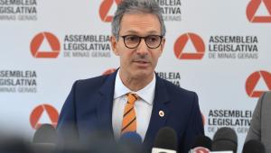 Zema: 'Cessão onerosa mostra boa vontade do Governo, mas está longe de equacionar situação'