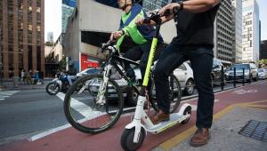 SP: Grow amplia atuação de patinetes elétricos para a Zona Leste