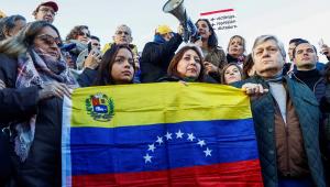 No Brasil, oposição a Maduro negocia com EUA sanções à Venezuela