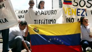 Chanceler brasileiro se reúne com opositores do governo da Venezuela