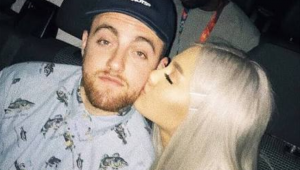 Ariana Grande homenageia ex-namoradoMac Miller: 'Sinto sua falta'