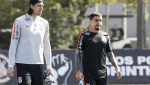 Corinthians amplia contrato de Cássio e Fagner por mais uma temporada
