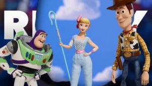 'Toy Story 4' tem 100% de aprovação no Rotten Tomatoes