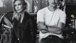 Será? Brad Pitt e Charlize Theron estão namorando, diz tabloide