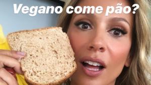 Luisa Mell detona Tiago Leifert após brincadeira com vegana do 'BBB'