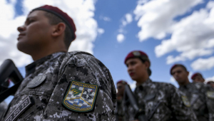 Força Nacional atuará por mais 180 dias com a PF nas fronteiras