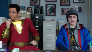 Novo teaser mostra mais poderes de 'Shazam!'; assista